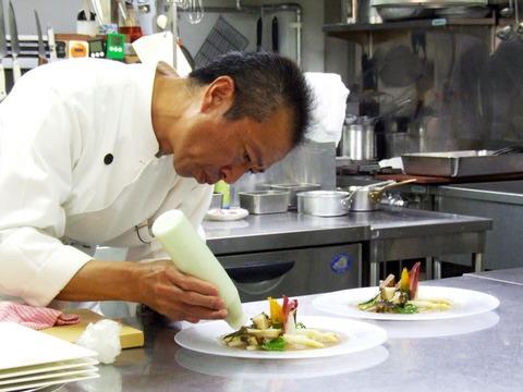 別邸洛邑 chef 相内和洋_3